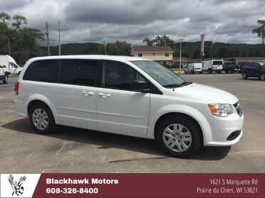 2017_Dodge_Grand Caravan_SE_ Decorah IA