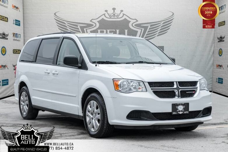 2017 Dodge Grand Caravan SXT , BLUETOOTH, VOICE COMMAND Toronto ON