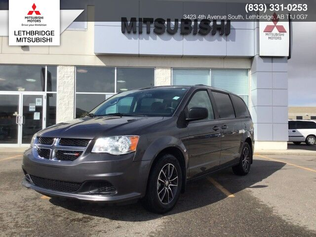 2017 Dodge Grand Caravan SXT , FULLY INSPECTED AND RECONIDITIONED, VERY WELL TAKEN CARE OF, ONE OWNER ONLY AND ACCIDENT FREE!, Lethbridge AB