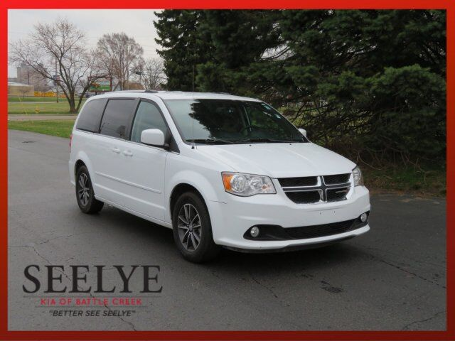 2017 Dodge Grand Caravan SXT Battle Creek MI