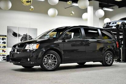 2017_Dodge_Grand Caravan_SXT_ Boston MA