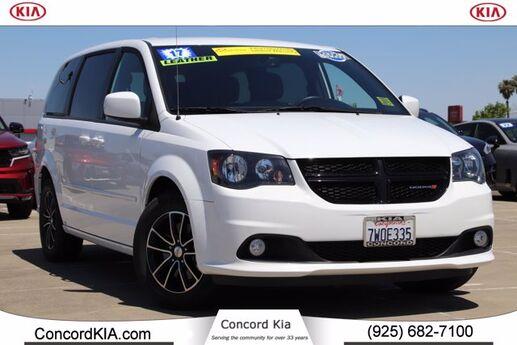 2017 Dodge Grand Caravan SXT Concord CA