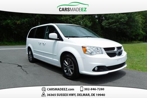 2017_Dodge_Grand Caravan_SXT_ Delmar DE
