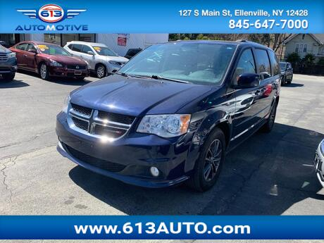 2017 Dodge Grand Caravan SXT Ulster County NY