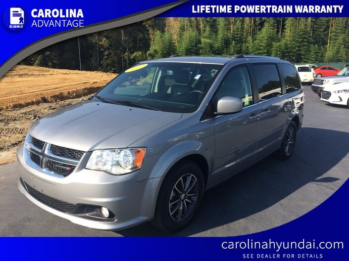 2017 Dodge Grand Caravan SXT High Point NC