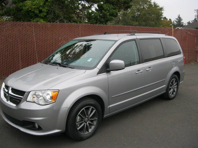 2017 Dodge Grand Caravan SXT Newport OR