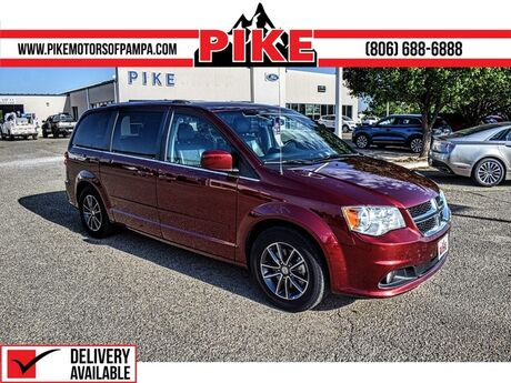 2017 Dodge Grand Caravan SXT Pampa TX