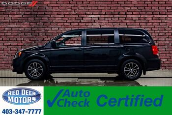 2017_Dodge_Grand Caravan_SXT Plus DVD BCam_ Red Deer AB
