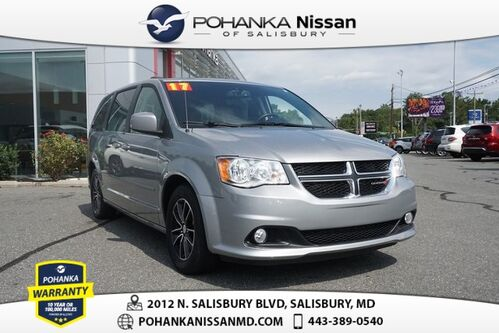 2017_Dodge_Grand Caravan_SXT Pohanka Certified_ Salisbury MD