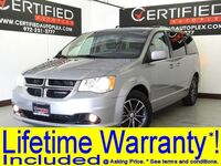 Dodge Grand Caravan SXT REAR CAMERA 2ND ROW CAPTAIN CHAIRS LEATHER SEATS 3RD ROW SEATS REAR AIR 2017