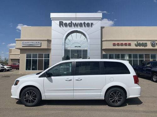 2017_Dodge_Grand Caravan_SXT_ Redwater AB