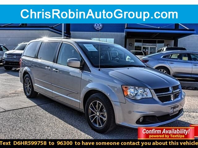 2017 Dodge Grand Caravan SXT WAGON Midland TX