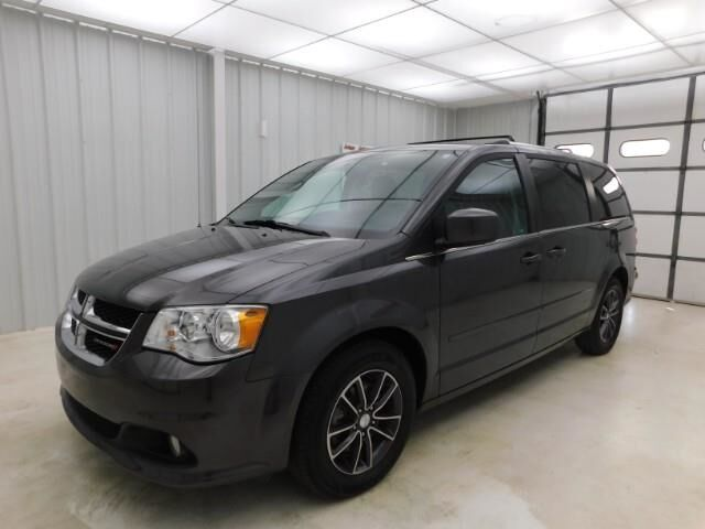 2017 Dodge Grand Caravan SXT Wagon Manhattan KS
