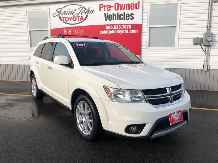 2017 Dodge Journey AWD 4dr GT Saint John NB
