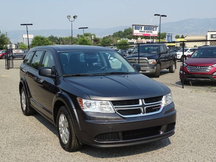 2017 Dodge Journey Canada Value Pkg Kelowna BC
