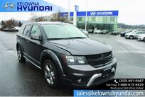 Dodge Journey Crossroad 10-way Power Driver Seat/Leather 2017