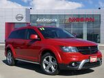 2017 Dodge Journey Crossroad 3rd Row Seating