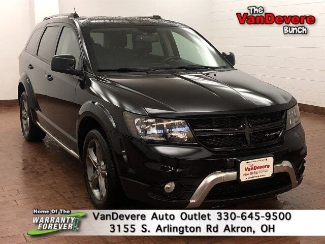 2017 Dodge Journey Crossroad Akron OH