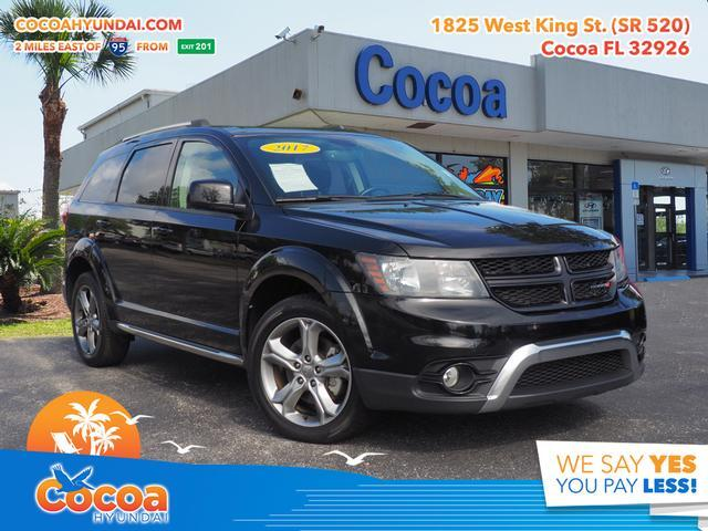 2017 Dodge Journey Crossroad Cocoa FL