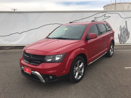2017_Dodge_Journey_Crossroad_ El Paso TX