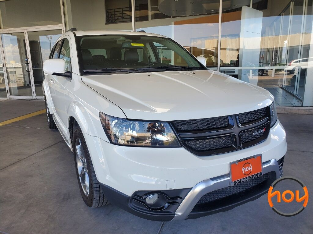 2017 Dodge Journey Crossroad El Paso TX
