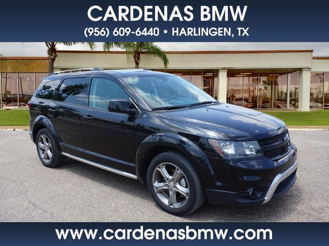 2017 Dodge Journey Crossroad Harlingen TX