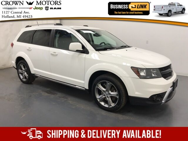 2017 Dodge Journey Crossroad Holland MI