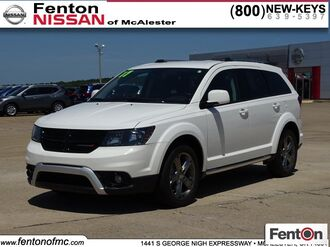 2017_Dodge_Journey_Crossroad_ McAlester OK