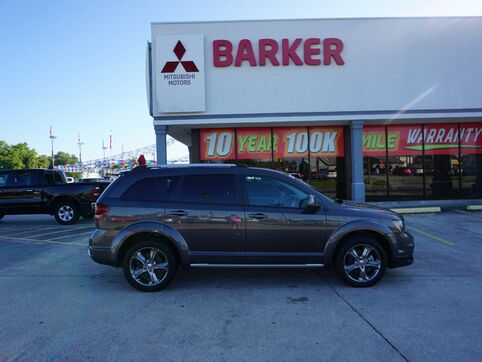 2017_Dodge_Journey_Crossroad Plus AWD_ Houma LA