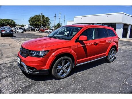 2017 Dodge Journey Crossroad Plus Amarillo TX