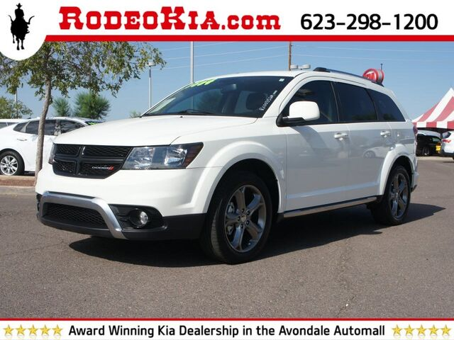 2017 Dodge Journey Crossroad Plus Avondale AZ