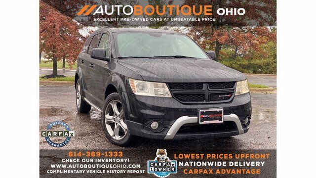 2017 Dodge Journey Crossroad Plus Columbus OH