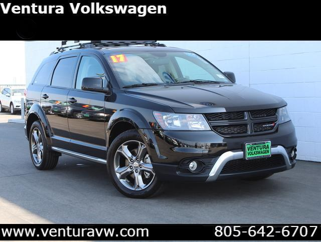 2017 Dodge Journey Crossroad Plus FWD Ventura CA