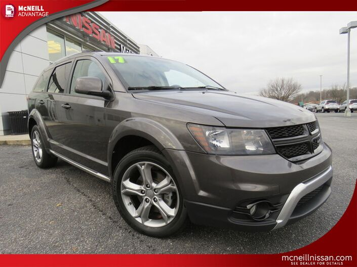 2017 Dodge Journey Crossroad Plus High Point NC