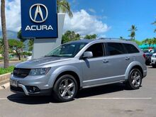 2017_Dodge_Journey_Crossroad Plus_ Kahului HI