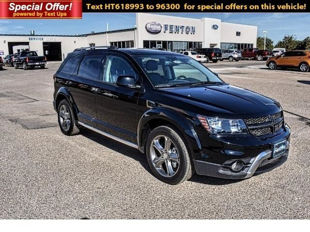 2017 Dodge Journey Crossroad Plus Pampa TX