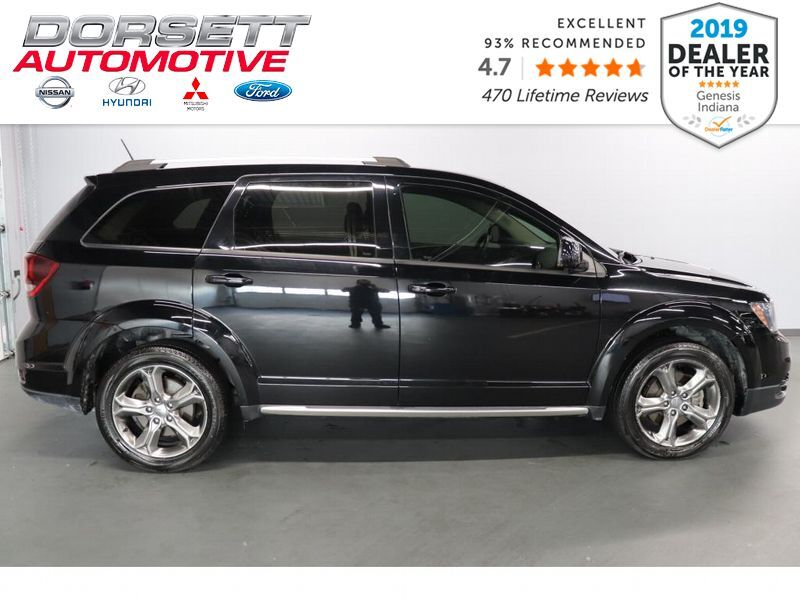 2017 Dodge Journey Crossroad Plus Terre Haute IN