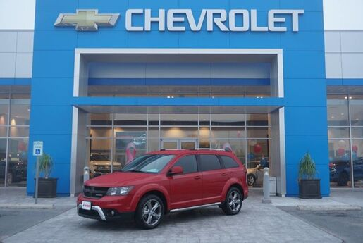 2017 Dodge Journey Crossroad Plus Weslaco TX