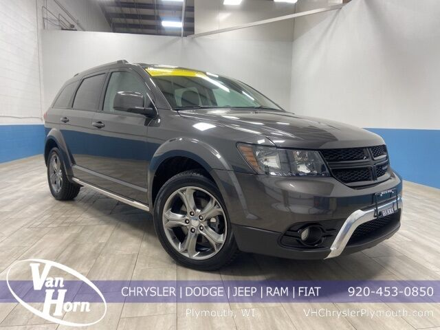 2017 Dodge Journey Crossroad Plymouth WI