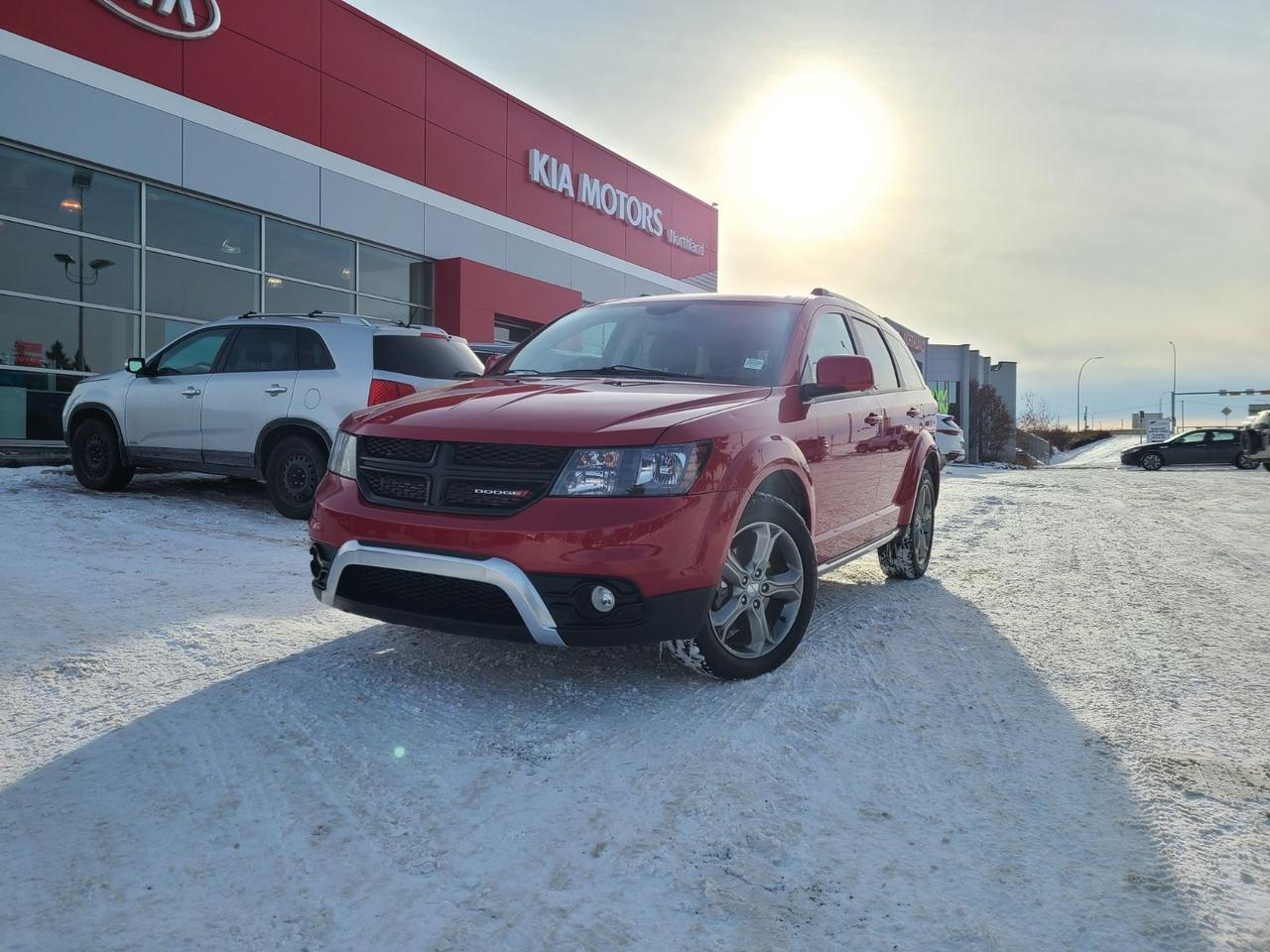2017 Dodge Journey Crossroad Calgary AB
