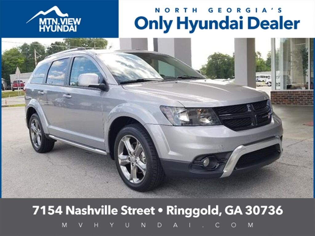 2017 Dodge Journey Crossroad Ringgold GA