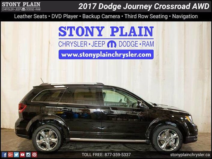 2017 Dodge Journey Crossroad Stony Plain AB