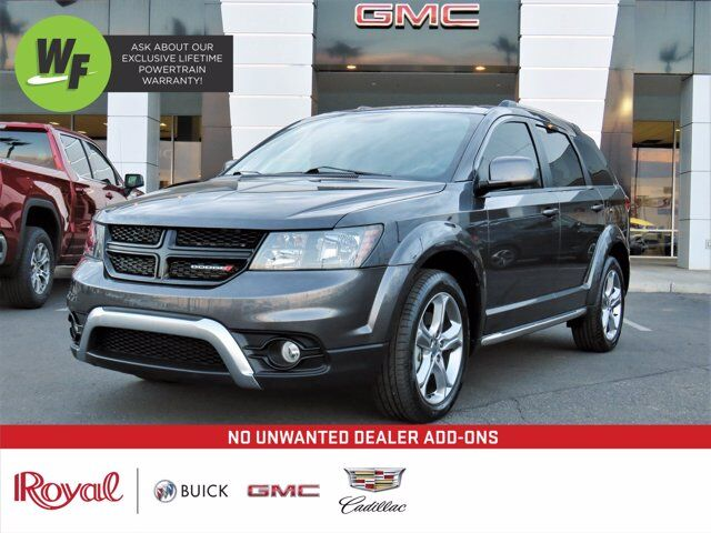 2017 Dodge Journey Crossroad Tucson AZ