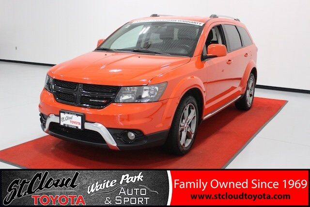 2017 Dodge Journey Crossroad Waite Park MN