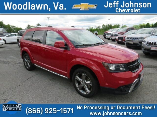 2017 Dodge Journey Crossroad Woodlawn VA