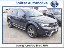 2017_Dodge_Journey_Crossroad_ Mansfield OH