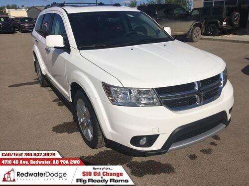 2017_Dodge_Journey_GT  - Sunroof - $223.35 B/W_ Redwater AB