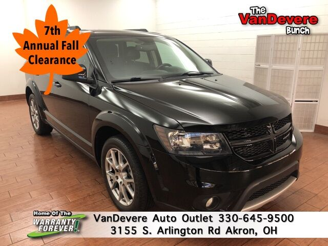 2017 Dodge Journey GT Akron OH