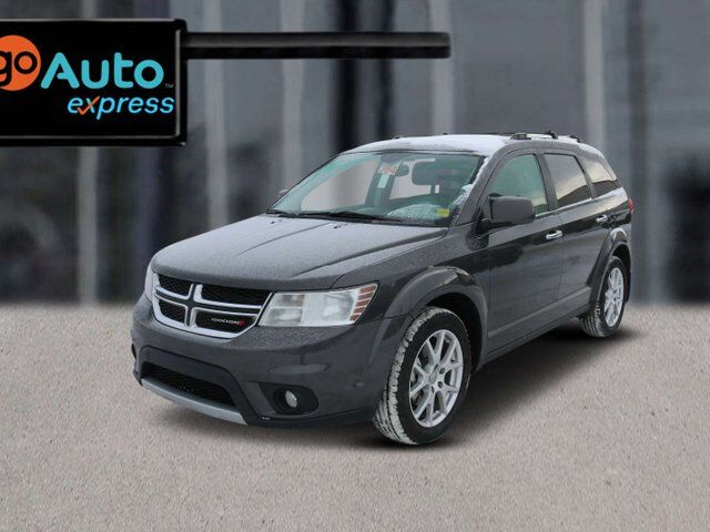 2017 Dodge Journey GT Edmonton AB