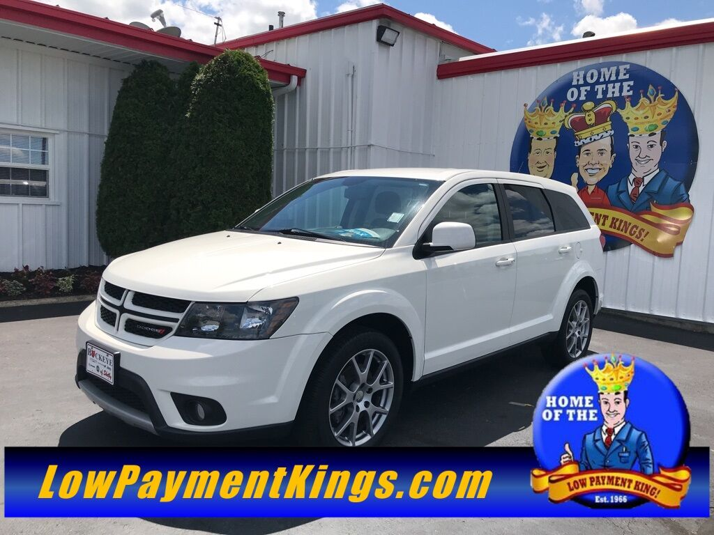 2017 Dodge Journey GT Shelby OH
